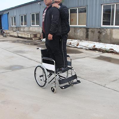 河北手动轮椅案例